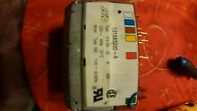 Frigidaire Kenmore front load washer timer 131583200  Used condition