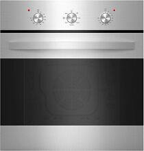 24 in  Convection EMPAVA Single Electric Wall Oven in Stainless Steel