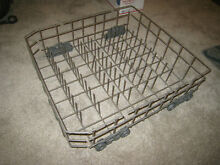 WPW10525642 KENMORE MAYTAG WHIRLPOOL DISHWASHER LOWER RACK ASSEMBLY