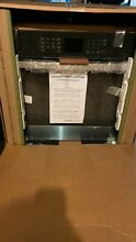 GE 27  Smart Built In Double Wall Oven JKD3000SNSS  STAINLESS STEEL