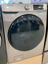 Samsung 4 5 Cu  Ft  Champagne Front Load Washer with Steam