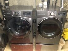 Brand New LG Washer and Dryer Thin Q