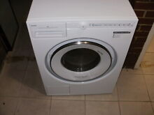 Asko Classic Series 24  White 2 1 cu  ft  Front Load Washer W2084W