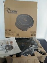New  NUWAVE PRECISION INDUCTION COOKTOP 30101 Household Kitchen Burner Hot Plate