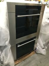 DO30TMSTH  WOLF M SERIES DOUBLE WALL OVEN TRANSITIONAL HANDLE OUT OF BOX