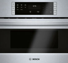 Bosch HMC80251UC 01 30 inch Microwave Convection Top of the Line Wall Oven