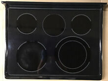 316531992 Frigidaire Kenmore Smooth Glass Top Range Stove Main Cooktop Assembly