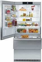 Liebherr HC2061 36  Built in Bottom Freezer Refrigerator