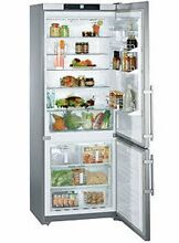 Liebherr CS1640 15 2 cu  ft  Counter Depth Bottom Freezer Refrigerator