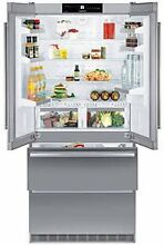 Liebherr CBS2062 18 8 cu  ft  Counter Depth French Door Refrigerator