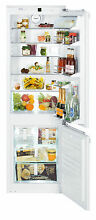 Liebherr HC1050 24  Built in Fully Integrated Bottom Freezer Refrigerator