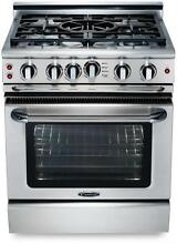 Capital GSCR304GN 30  Pro Style Gas Range   Natural Gas