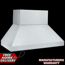 Vent A Hood NEPTH18454 SS Stainless Steel 54 Inch Hood New Warranty 1200 CFM