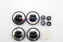 BURNER KNOBS   GAS RANGE   4 Pack   Stove Burner Knob RK200
