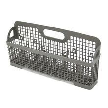 NEW OEM Whirlpool KitchenAid Kenmore Maytag 8562043 Dishwasher Silverware Basket