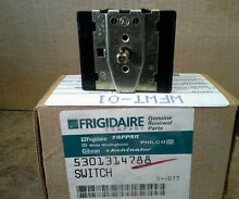 Frigidaire electric oven selector switch 5301314788