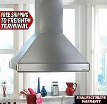 Vent A Hood SEPIH18242 SS Stainless Island Ventilation Hood 42 Inches 550 CFM