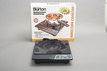 NEW Burton Induction Cooktop Stove Replacement Hot Plate 1800W