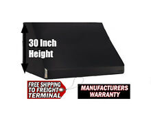 Vent A Hood SLH30448 BL BLACK 1200 CFM 48 Inch Warranty Free Shipping