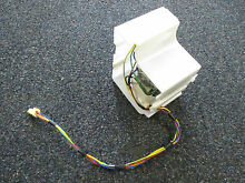 GE REFRIGERATOR CASE AUGER ICE MOTOR WR60X103 USED