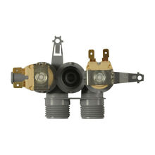 Genuine WH13X10053 GE Appliance Valve Triple Water