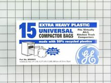 Genuine WX60X1 GE Appliance Trash Compactor Bags