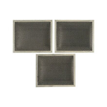 Genuine W10355450 Whirlpool Range Hood Pack Of Filters  3