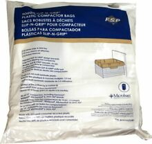 Genuine W10165295RP Trash Compactor Universal Trash Compactor Bags