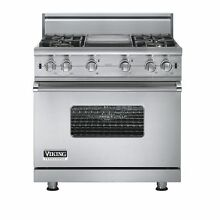 Viking VGCC5364GSS 36  ProStyle Gas Range  Stainless Steel