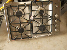 GE   30  Built In Gas Cooktop    Stainless Steel     JGP945SEKSS