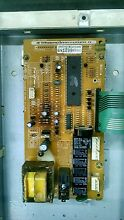 GE MICROWAVE CONTROL BOARD WB56X10817 FOR MICROWAVE MODEL JVW1340AW  003