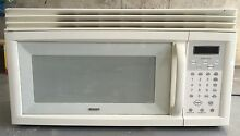 Kenmore Microwave  Local Pickup Only  No Shipping
