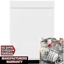 Blomberg Appliances DW36110 WH Built in Dishwasher white 6 program