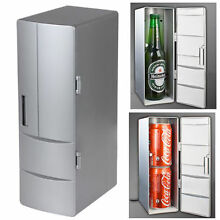 Compact Portable PC Mini USB Fridge Freezer Refrigerator Drink Can Cooler Warmer