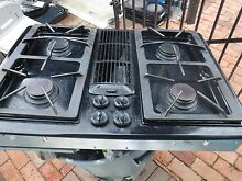 Jenn Air JGD8130 30 in  Gas Hobs  Gas and Electric