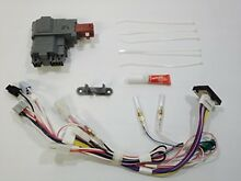 137523400 New OEM Frigidaire Washing Machine Door Lock Switch Kit