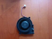 GE Left Side Fan  p n WB26X10216  for 36 in induction cooktop ZHU36R PHP960