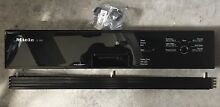 Miele GW841BL Dishwasher G841 Black Front Control Panel   Knob Brand New In Box