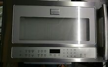 FRIGIDAIRE PROFESSIONAL MICROWAVE COMPLETE DOOR ASSEMBLY FOR MODEL FPBM189KF