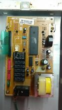 GE MICROWAVE CONTROL BOARD WB27X10488 FOR MODEL JVM1640WB 003