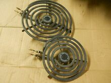 Thermador Cooktop8 or 6  Coil Surface Heating Element  Burner