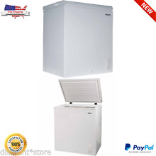 Haier Chest Deep Freezer Mini Small Size Compact Dorm Cooling Ice Defrost Box BN