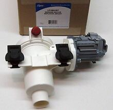 New Washers   Dryers Parts LP 280187 Washer Pump Motor for Whirlpool Kenmore Due
