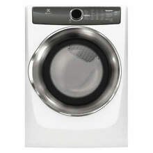 ELECTROLUX Dryer 27  W Power Source Electric White  EFME527UIW  White