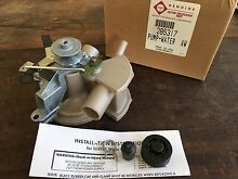 285317 NEW  OEM FSP Washer Drain Pump for Whirlpool Kenmore  AP4502942