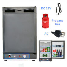 SMAD LP Gas Absorption Fridge Refrigerator 3 Way Electric 12V   AC   Propane Gas