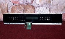 DCS Touch Control Panel Kit Control System 219125 from a WOS 227SS Double Oven