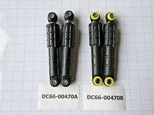 4 PCS Pack of Samsung Washer Shock Absorber DC66 00470A DC66 00650D DC66 00470B