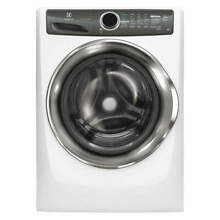 ELECTROLUX Front Load Washer White 31 1 2  D 38  H  EFLS527UIW  White