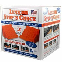 D H Wheel Tractor Rv Leveling New 2 Pack Stack Easy To Clean Stop Tri Lynx 00018